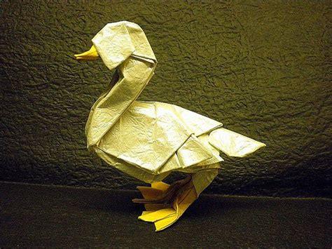 origami duck realistic origami duck