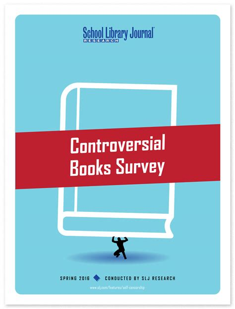 controversial picture books slj controversial book survey data and findings school