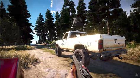 Far Car 4 Wallpaper by Far Cry 5 Gameplay Wallpapers Widescreen Gt Yodobi