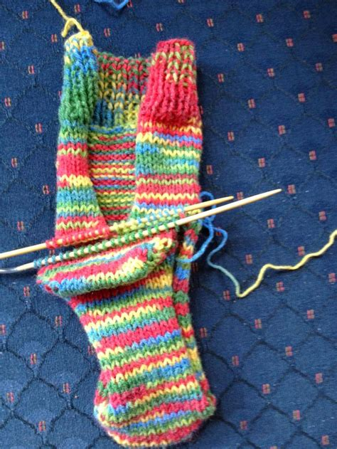 easy knit socks on two needles 17 best images about knit and crochet on how