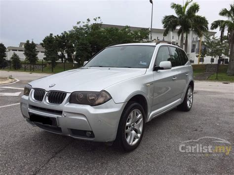 2006 Bmw X3 3 0 I by Bmw X3 2006 3 0 In Selangor Automatic Suv Silver For Rm