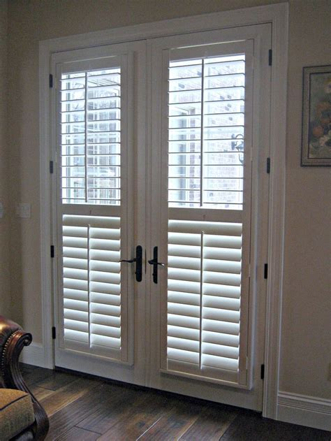 venetian blinds patio doors best 25 doors ideas on built in