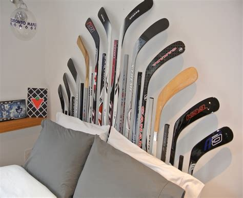 hockey bed frame 15 creative diy room ideas ultimate home ideas
