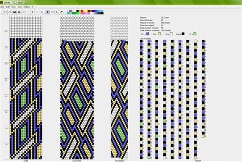 beaded crochet designs eridhan creations beading tutorials crochet rope patterns