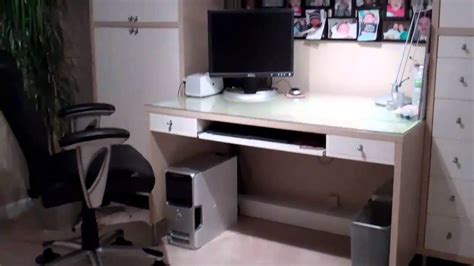 hide computer wires desk hide your computer desk wiring