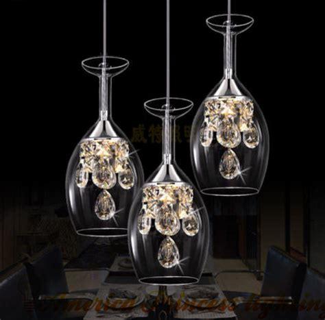 bar chandelier fashion glass chandelier living room restaurant bar led