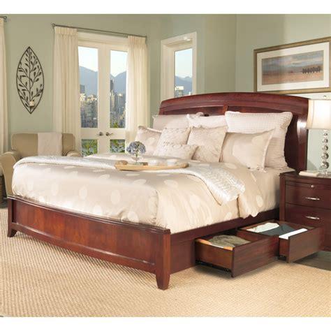 bedroom furniture storage brighton storage bedroom set by modus international