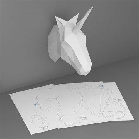 3d paper craft template 106 curated 3d paper patterns ideas by dedruimerie where