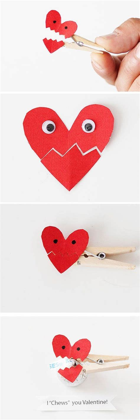 paper craft ideas for valentines day 17 best ideas about day crafts on