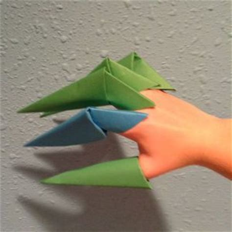 how to make a origami claw origami divers 227 o and tutorial fa 231 a voc 234 mesmo on