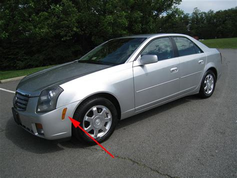 2003 Cadillac Cts Front Bumper by 2003 2004 2005 2006 2007 Cadillac Cts Cts V Clear Front