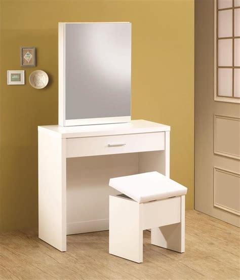 modern vanity desk white vanity desk modern bedroom products orange