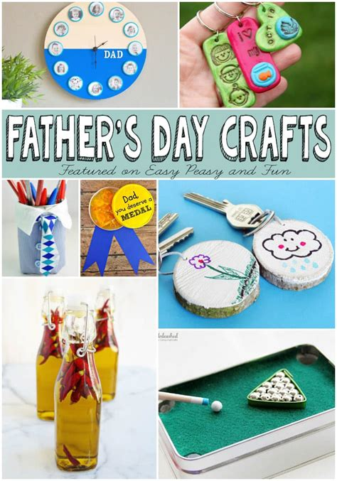 crafts can make fathers day gifts can make easy peasy and