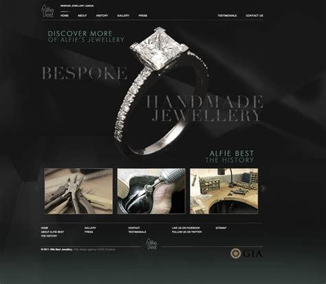 jewelry websites handmade jewellery website design lono
