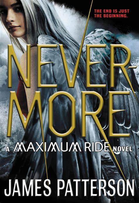 maximum ride 8 patterson nevermore