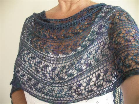knitted shawl patterns knit shawl pattern