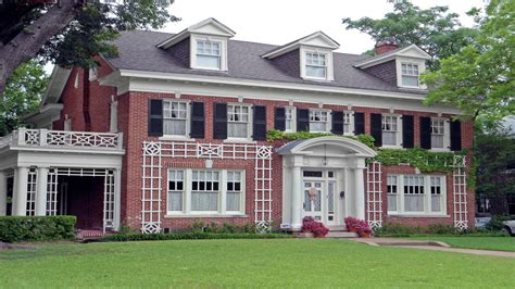 colonial revival house styles federal style house