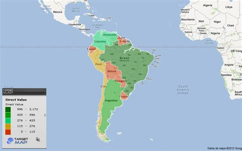 south american south america map of south american countries by by