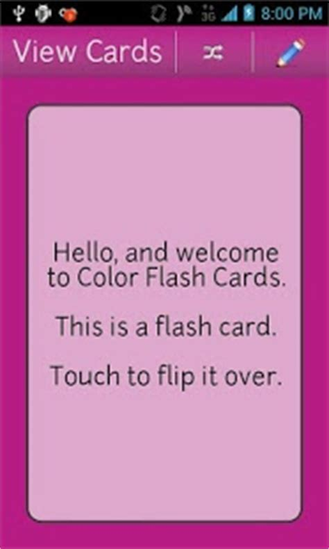 website to make flash cards color flash cards android apps on play