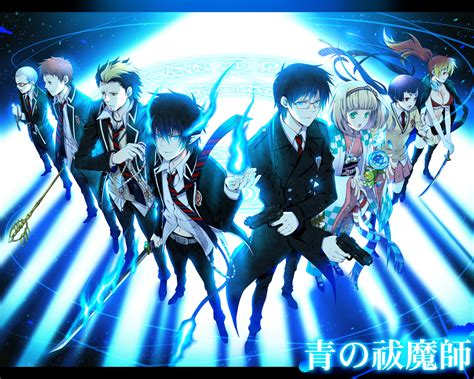 ao no exorcist ao no exorcist randomness thing