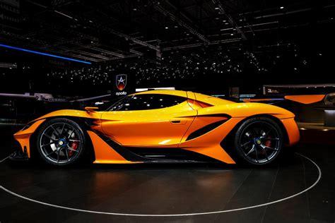 Apollo Arrow: Neuer Supersportwagen aus Deutschland