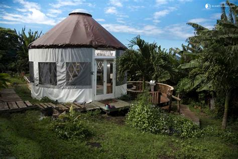 luxury yurt homes luxury yurt on oahu