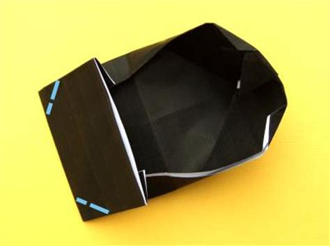 origami baseball cap joost langeveld origami page