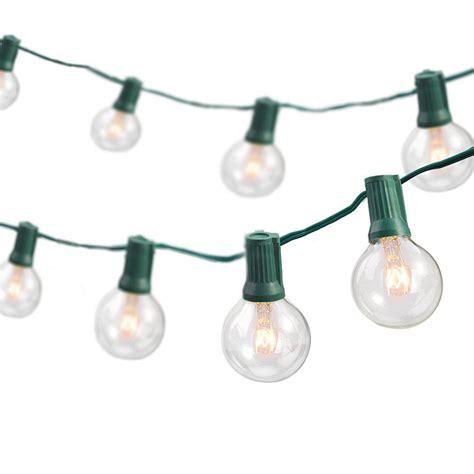 indoor outdoor lights newhouse lighting 25 ft indoor outdoor weatherproof