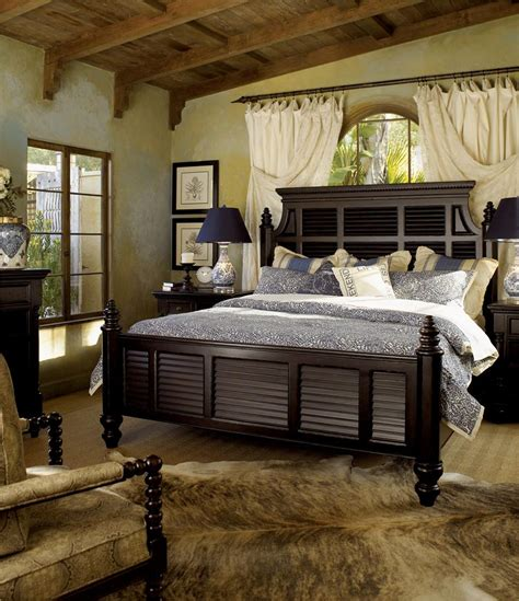 plantation style bedroom furniture kingstown 01 0619 by bahama home baer s