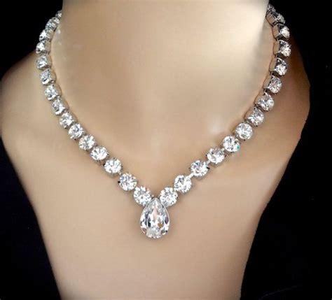 how to make swarovski jewelry 25 best ideas about swarovski necklace on