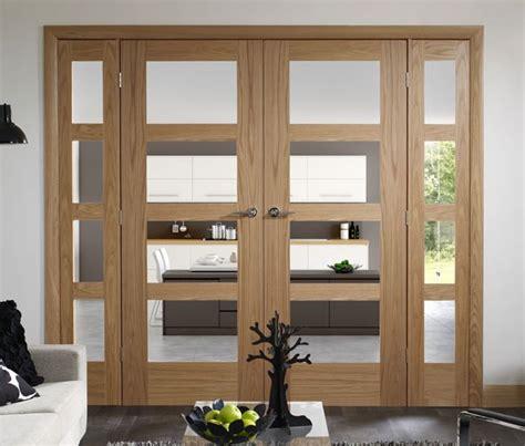 oak doors with glass interior oak doors with glass
