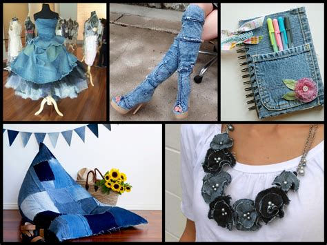 denim craft projects recycled denim craft ideas simple diy projects