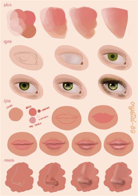 painting tutorial digital painting tutorial features by nataliebeth