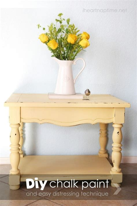 diy chalk paint techniques diy chalk paint furniture ideas