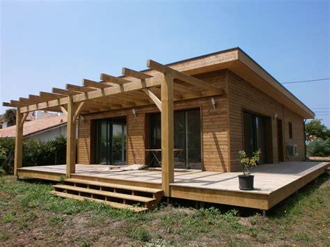 landes 40 la maison bois par maisons bois