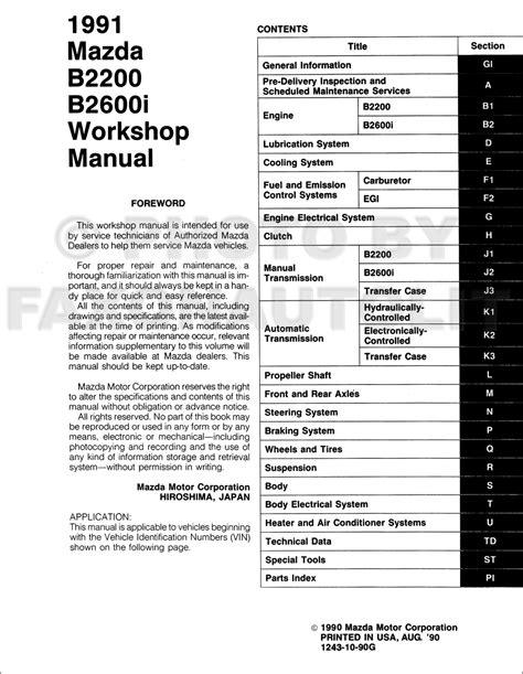 free car manuals to download 2004 mazda b series plus head up display service manual automobile fuse manual for a 1991 mazda b series service manual 1993 mazda