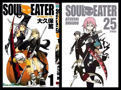 soul eater series what s your thought on ookubo s new series anime amino