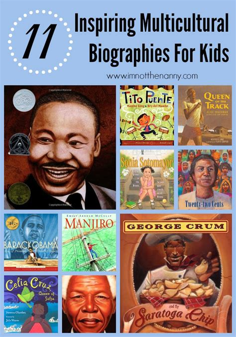 picture book biographies 11 inspiring multicultural biographies for i m not