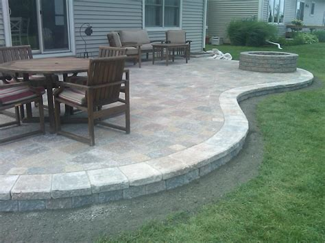 patios with pavers brick pavers canton plymouth northville novi michigan