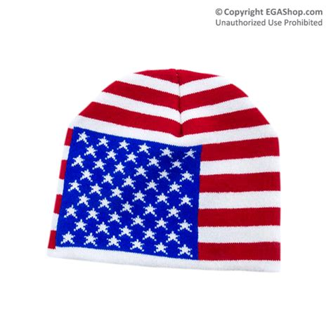 who knitted the american flag knit hat american flag likeness