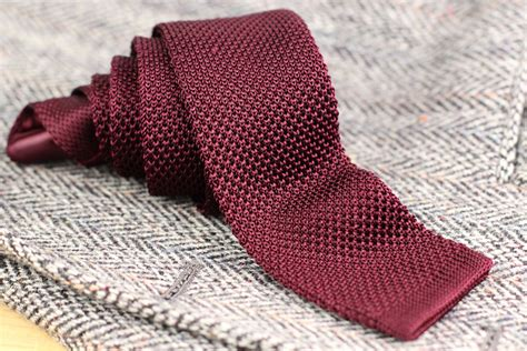 knit necktie matching neckties to tweed jackets tie a tie net