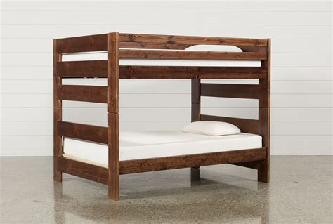 bunk beds living spaces sedona bunk bed living spaces