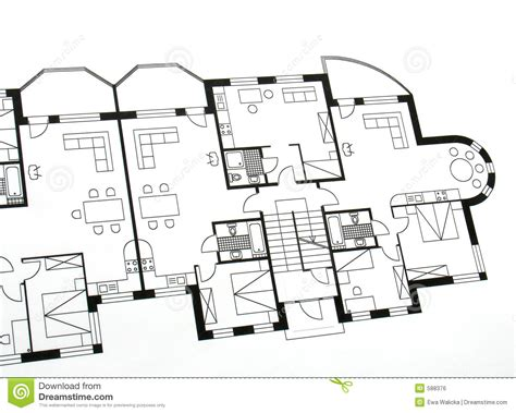 architectural plans architectural plan royalty free stock image image 588376