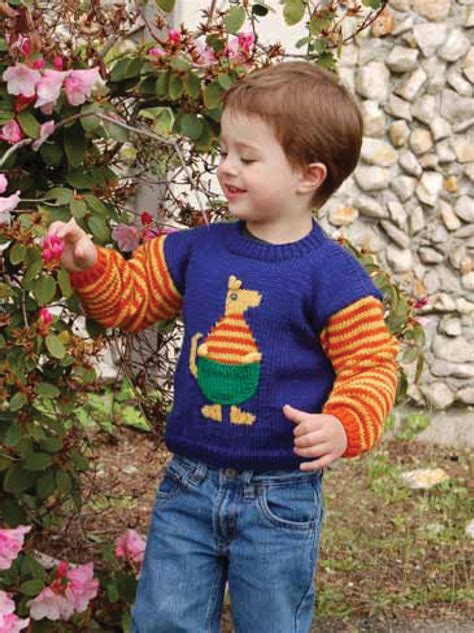 free childrens jumper knitting patterns children s kangaroo sweater knitting pattern halcyon yarn