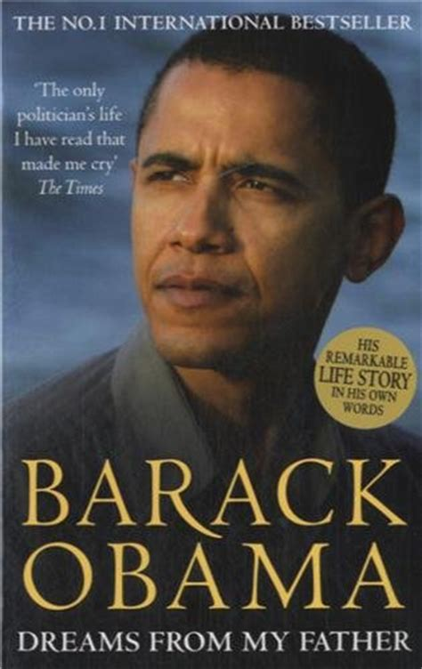 obama picture with book dreams from my a story of race and inheritance by