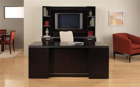 black office desks black desk options available at rof