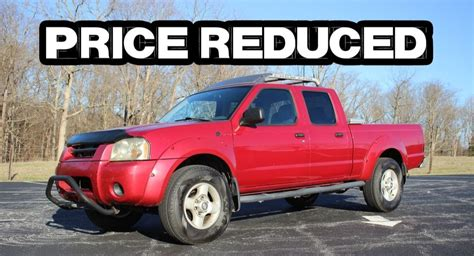 2002 Nissan Frontier For Sale by 2002 Nissan Frontier 4x4 Cab With Supercharged V6 For