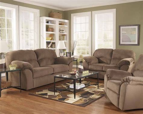 paint colors for living rooms with brown furniture what color living room with couches small living