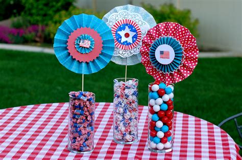 4th of july paper crafts patriotic paper lollies for july 4th make and takes