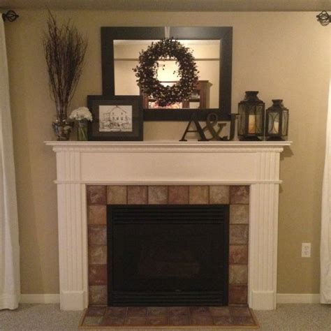 mantlepiece decorations 25 best ideas about mantle decorating on